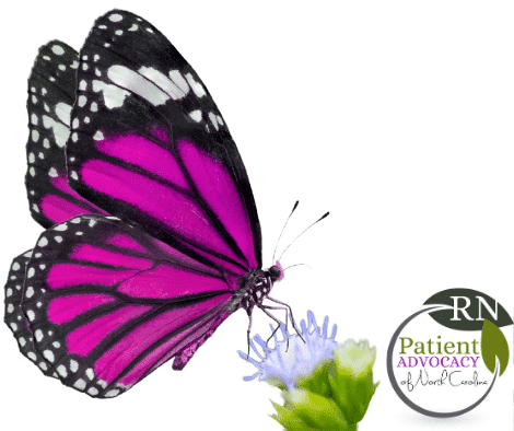 Butterfly to RN Patient Advocacy